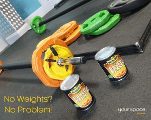 No Weights? No problem!