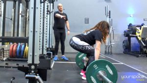 The Deadlift: Common mistakes, how to correct them and improve strength