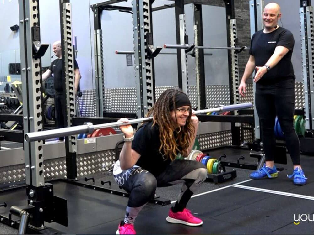 The Squat: Common mistakes, how to correct them and improve strength